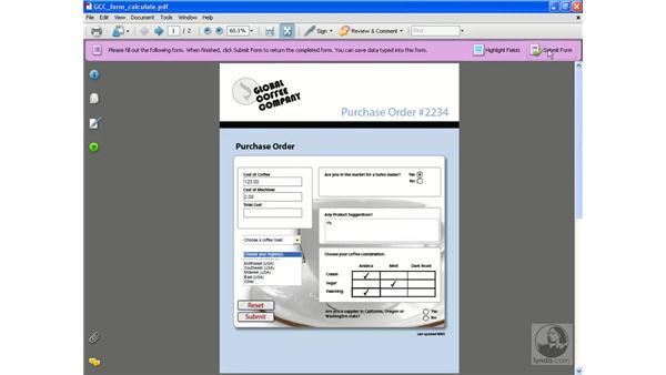 Distributing forms: Acrobat 8 Professional Beyond the Basics