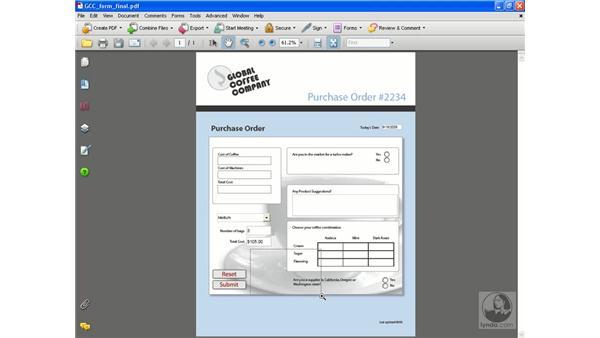 Introduction to JavaScript and Acrobat: Acrobat 8 Professional Beyond the Basics