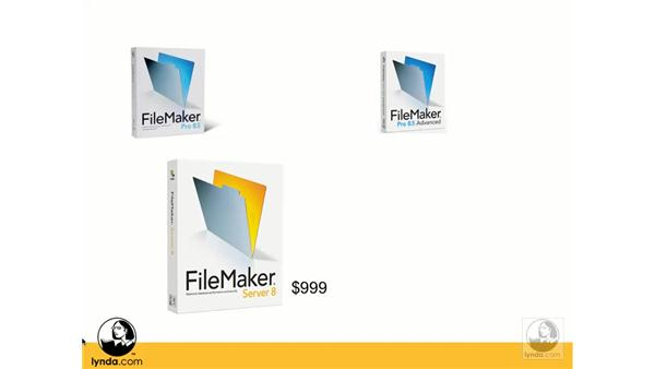 Defining FileMaker products: FileMaker 8.5 Web Publishing
