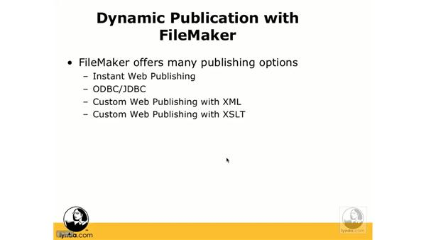 Introduction to Custom Web Publishing: FileMaker 8.5 Web Publishing