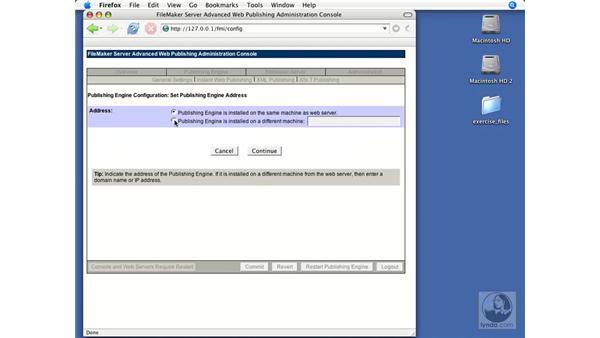 Configuring FileMaker Server and Server Advanced for Custom Web Publishing: FileMaker 8.5 Web Publishing