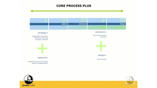 Core process plus: Web ReDesign: Strategies for Success
