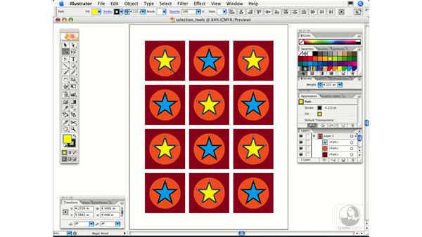 Can I save and reuse a selection?: Illustrator CS2 FAQs