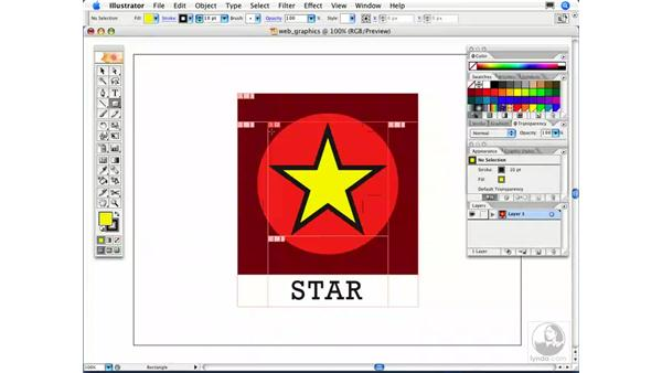 How can I export just part of an image for use on the web?: Illustrator CS2 FAQs