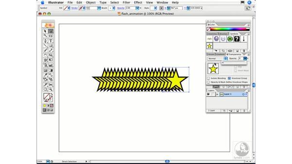 How do I create a Flash animation in Illustrator?: Illustrator CS2 FAQs