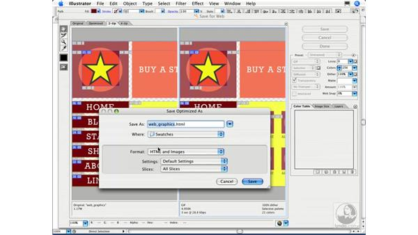 Can I create a web page in Illustrator?: Illustrator CS2 FAQs