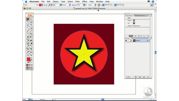 Why are some menu items grayed out?: Illustrator CS2 FAQs