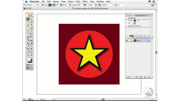 How can I add multiple pages to an Illustrator document?: Illustrator CS2 FAQs