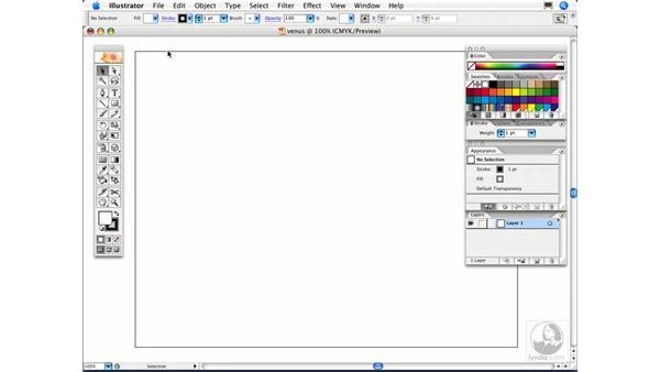 How can I bring Venus back?: Illustrator CS2 FAQs