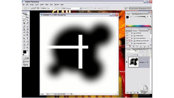 The lossless translation: Photoshop CS2 Channels & Masks