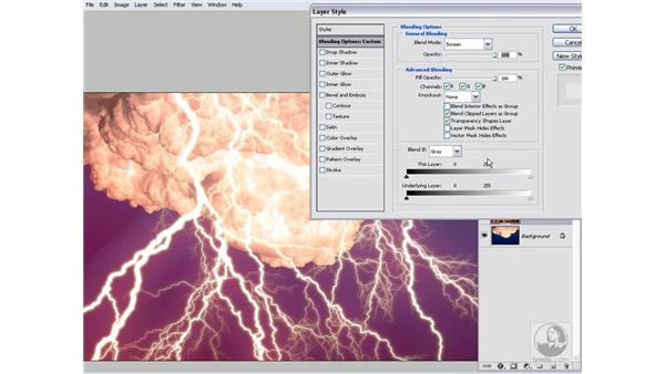 Luminance blending: Photoshop CS2 Channels & Masks