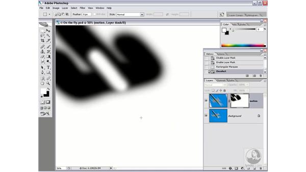 Keyboard tricks: Photoshop CS2 Channels & Masks