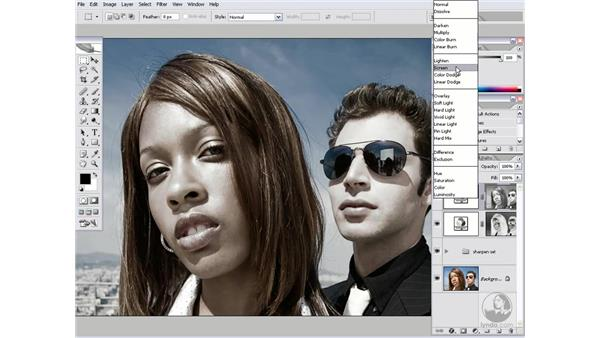 Building highlights, leeching saturation: Photoshop CS2 Channels & Masks