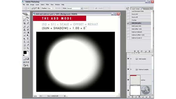 Add and Subtract: Photoshop CS2 Channels & Masks
