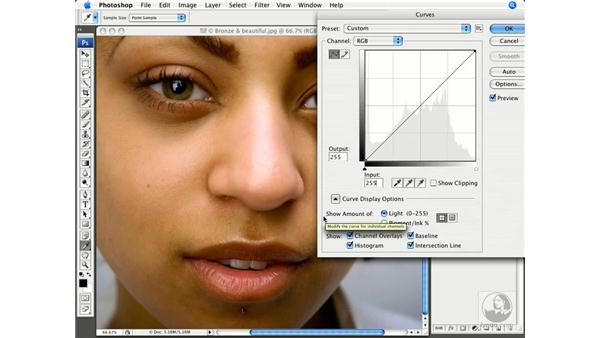 New and improved curves: Photoshop CS3 New Features
