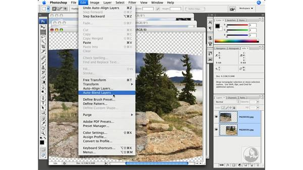 The new Photomerge: Photoshop CS3 New Features