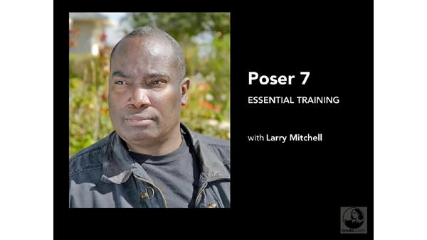 Welcome: Poser 7 Essential Training