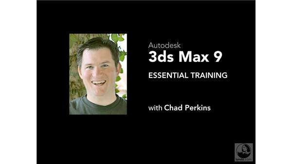 Goodbye: 3ds Max 9 Essential Training