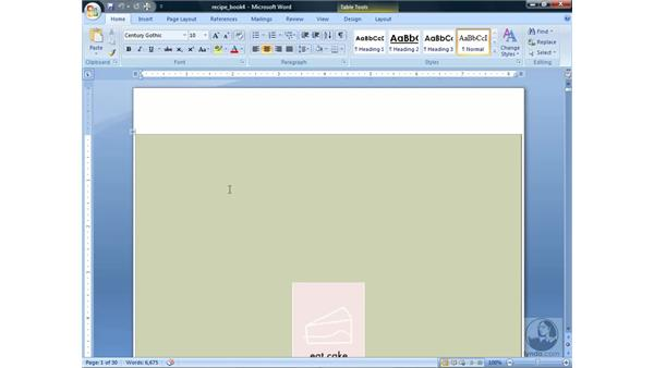 Using Find and Replace: Word 2007 Essential Training