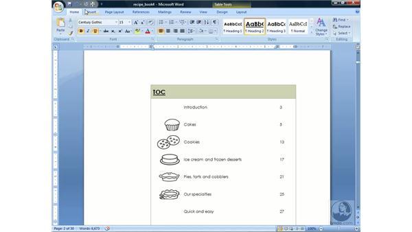 Undo, Redo, and Repeat: Word 2007 Essential Training