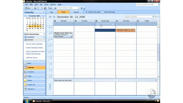 : Outlook 2007 Essential Training