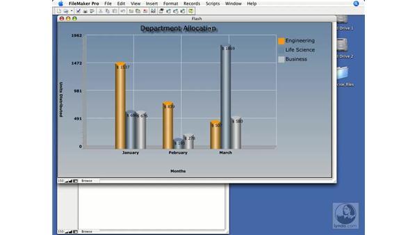 Plain data vs. Flash data: Flash 8 and FileMaker 8.5 Integration