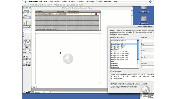 The FileMaker Web Viewer: Flash 8 and FileMaker 8.5 Integration