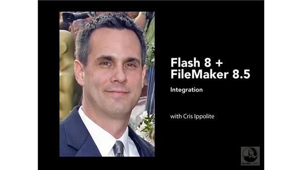 Goodbye: Flash 8 and FileMaker 8.5 Integration