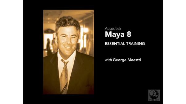 Introduction: Maya 8 Essential Training