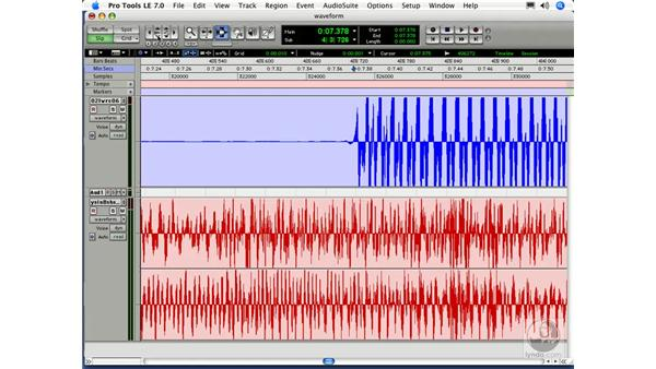 The waveform: Digital Audio Principles