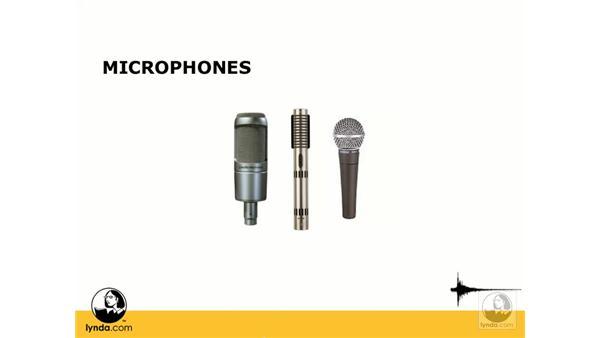 What microphones do: Digital Audio Principles
