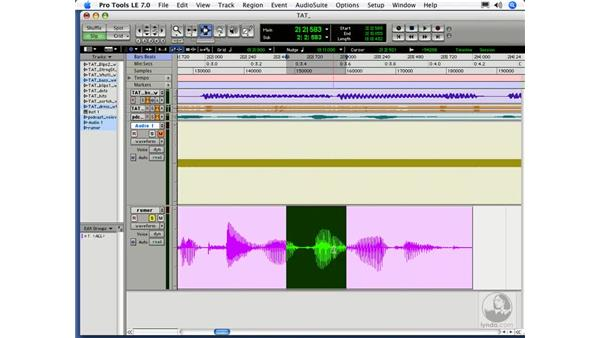 Making silent cuts and trims: Digital Audio Principles