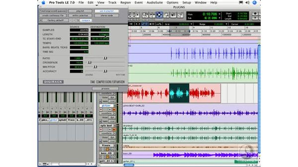 Sound tools pt. 2: Reverse and time compression/expansion: Digital Audio Principles