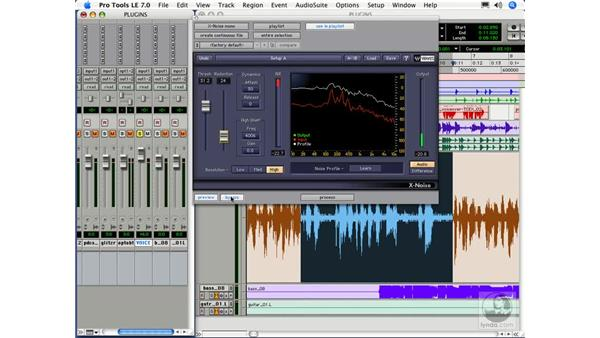 Sound tools pt. 3: Noise reducers, dither: Digital Audio Principles