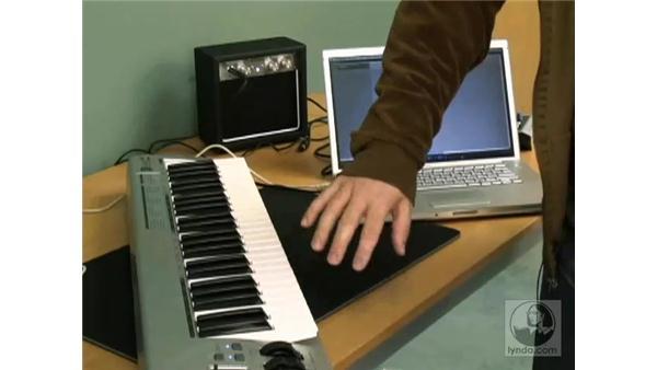 Computer-based virtual instruments: Digital Audio Principles