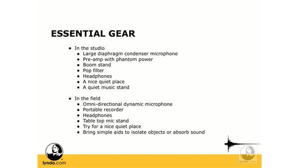 Essential gear: Digital Audio Principles