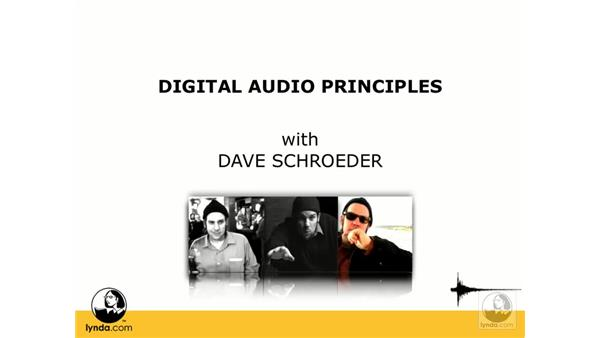 : Digital Audio Principles