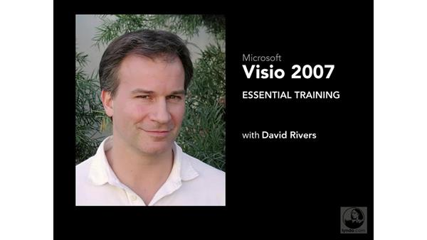Welcome: Visio 2007 Essential Training