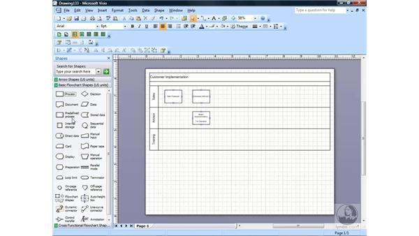 Creating a cross functional flowchart ccuart Choice Image