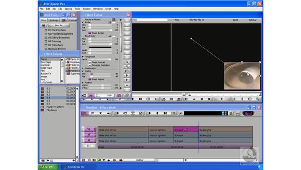 Keyframe essentials: Avid Xpress Pro 5.5 Essential Editing