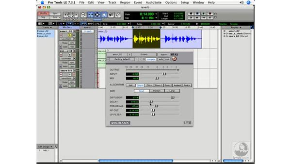 Reverb: Pro Tools 7 LE Essential Training
