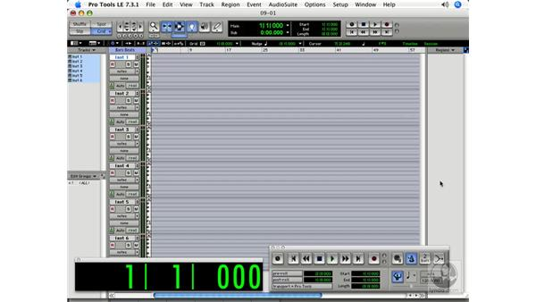 What is MIDI?: Pro Tools 7 LE Essential Training