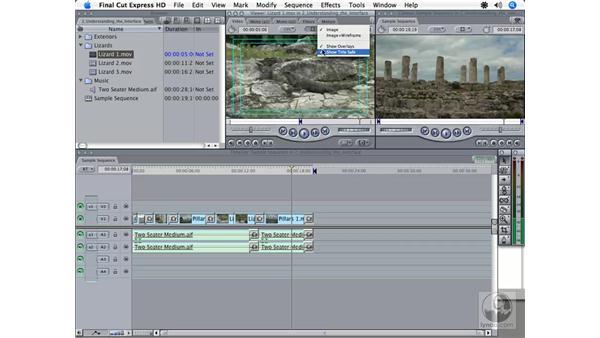 Viewer overview: Final Cut Express HD 3.5 Essential Training