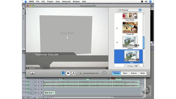 Exporting for DVD: Final Cut Express HD 3.5 Essential Training