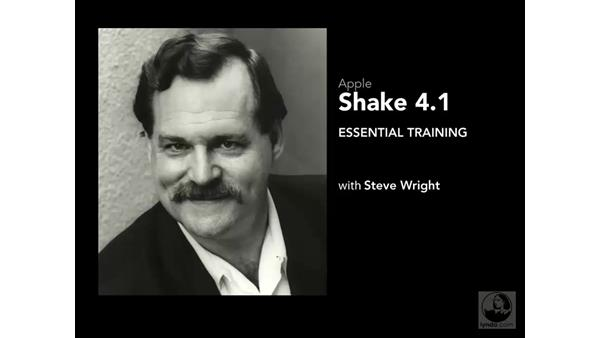 Welcome: Shake 4.1 Essential Training