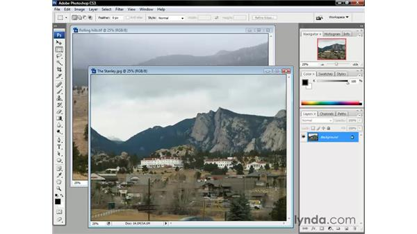 Introducing Photoshop: Photoshop CS3 One-on-One: The Essentials