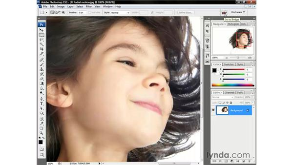 Introducing the Bridge: Photoshop CS3 One-on-One: The Essentials