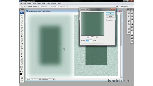 "The ""bell-shaped"" Gaussian Blur: Photoshop CS3 One-on-One: Beyond the Basics"