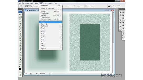 The Linear Box Blur: Photoshop CS3 One-on-One: Beyond the Basics