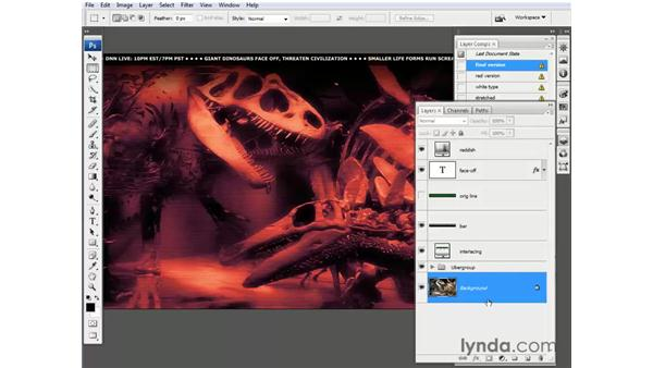 Final footnotes: Photoshop CS3 One-on-One: Beyond the Basics